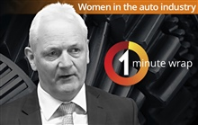 Women in the auto industry