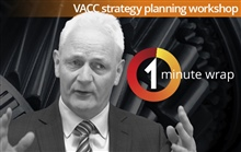 VACC strategy planning