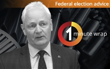 Federal election advice